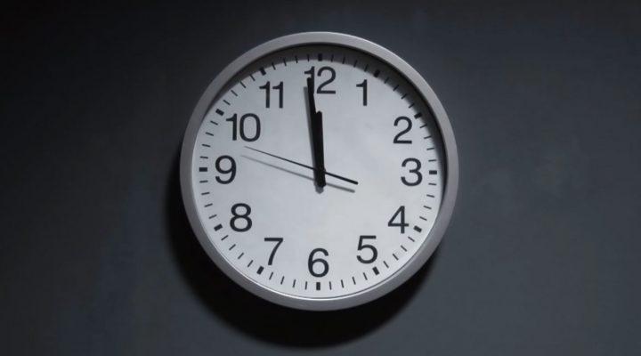 Vom Festhalten der Zeit